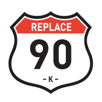 Replace 90
